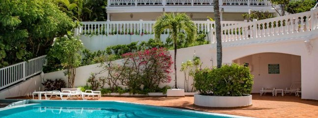 Villa Colony Club E2 - Ocean View :: Located in  Fabulous Gustavia with House Cl