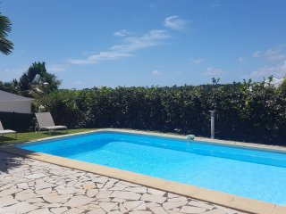 'Villa Ti Paradis' Prestations de standing-Piscine-6p