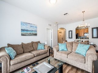 Luxury and comfort await in this 4th-floor condo with walkout balcony.