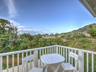 Quiet Kaneohe Studio w/ Mtn Views-Near Kaneohe Bay