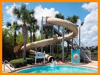 Windsor Hills Resort 322 - 5 star condo with communal pool near Disney