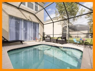 Windsor Hills Resort 320 - townhouse with private pool and themed room nr Disney
