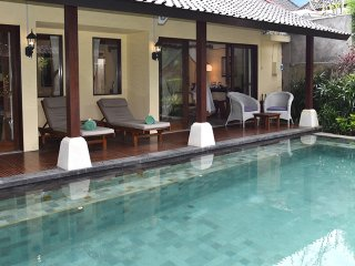 Two-bedrooms villa with private pool