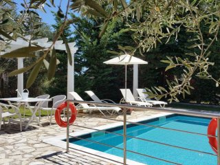 Kefalonia Island VILLA Pool Sea View Beach Sleeps 6