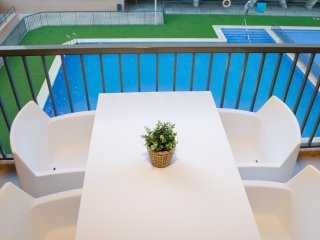 ApartUP Patacona Pool Views AACC+WiFi+Prk+Pool