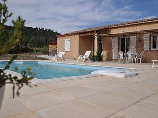 villa a proximite d'Aix en Provence