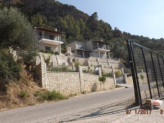 Stone Villa Greece