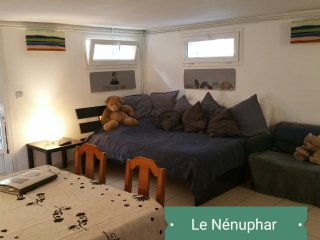 Studio entre Paris et Disney - 'Le Nénuphar'