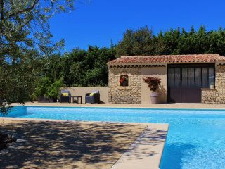 LUXURY GITE WITH PRIVATE SPA / LUBERON