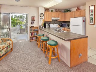 A full kitchen, well equipped will suit any needs.