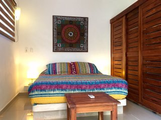 Cozy & secluded apartment in prime location within Tulum town - Ap 2