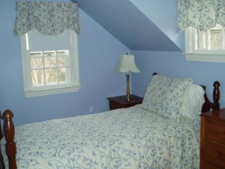 Inn at Mount Hope Farm - Montaup Room
