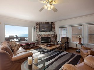 Spectacular Ocean View on the Beach 604 S. The Strand