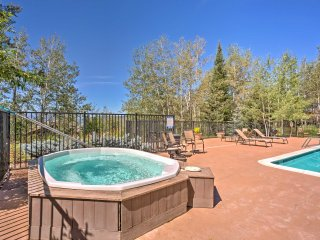 NEW! Steamboat Springs Studio w/Hot Tub Access!