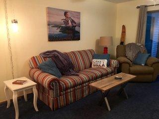 Family Room with Sleeper Sofa!