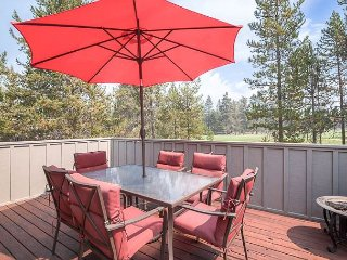 Large Dog Friendly Home w/ Private Hot Tub, Golf Course Views, & SHARC passes