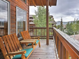 NEW! Breckenridge 4BR Ski-In/Ski-Out Condo!