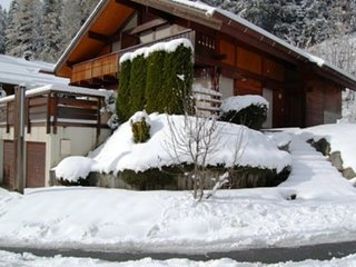 Chalet Residence Chantey Mourry 5