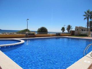 Playa Principe, La Manga Stunning Beach and Ocean Views, Wifi & Air Con