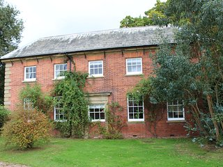Coachman's Cottage at Grade I Davenport House, Shropshire, sleeps 4