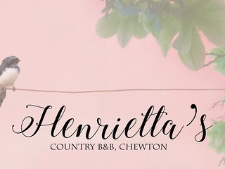 NEW Couples Retreat- Henrietta's Country House