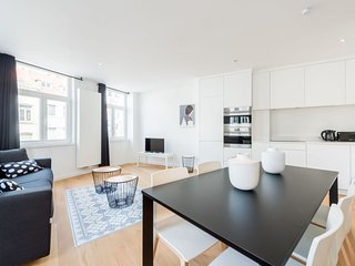 Toison d´Or 201 apartment in Brussel centrum with WiFi.