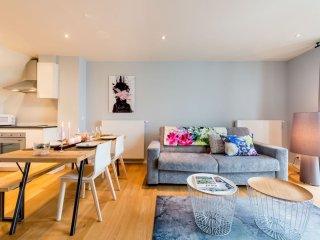 Grand-place 601 apartment in Brussel centrum with WiFi, privéterras, balkon