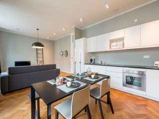 Grand-place 403 apartment in Brussels Centre with WiFi, balcony & lift.