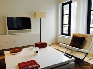 Palace du Grand Sablon 301 apartment in Brussel centrum with WiFi & lift.