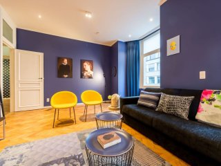 Grand-Place 302 apartment in Brussels Centre with WiFi & lift.