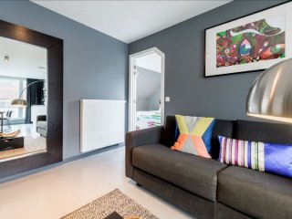 Postiers 602 apartment in Brussels Centre with WiFi & lift.