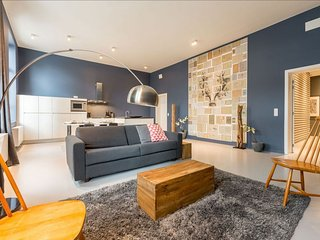 Postiers 302 apartment in Brussels Centre with WiFi & lift.