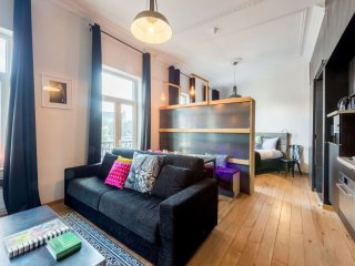 Sablon 301 apartment in Brussels Centre with WiFi.