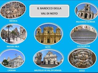 Casa Sofia - Mare e Barocco - Noto