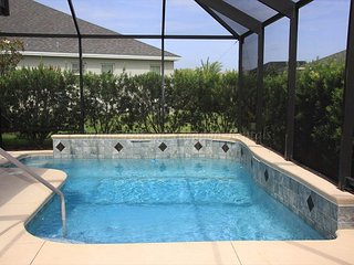 Private Pool and close to square in the Village of Charlotte!!
