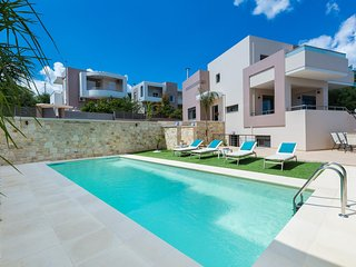 Style luxury villa in Daratso, Chania, Crete