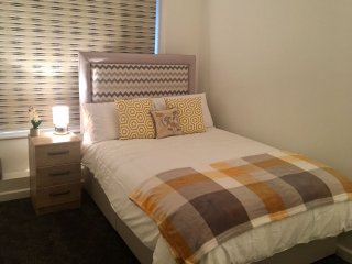 Beautifully presented two bedroom, two bathroom holiday apartment.