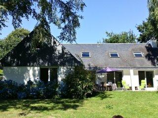 La Foret Fouesnant - Belle maison sur le Golf de Cornouaille-2 à 6 personnes