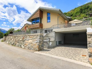 New villa in modern mountain design!