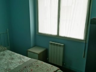 Compact Room near Aviles Bus/ Train Station