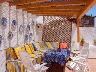 Alojamiento en Arévalo con terraza para grupos