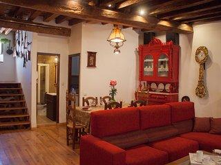 Alojamiento en Arévalo con salón-comedor