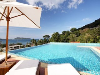 Patong 2 Bed Plunge Pool Seaview