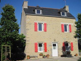 Maison Vue sur Mer Bretonne