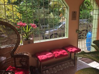 Fully furnished two bedroom accommodation in Ochio Rios
