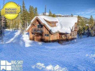 Big Sky Resort | Powder Ridge Cabin 1 Manitou