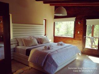 Casa de Montaña, Exclusivo Loft con jacuzzi y pileta