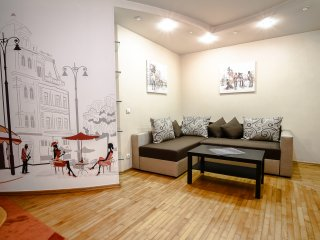 Favorita Apartment in Chisinau city center
