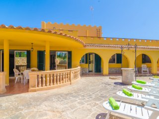 VILLA DEL MAR MONDRAGO - Chalet for 8 people in Cala Mondragó