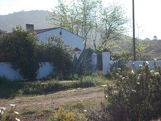 Finca El Chorrillo COTTAGE. Vakantiewoning in de natuur